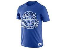 Kentucky Wildcats Men's Dri-Fit Cotton Crest Basketball T-Shirt