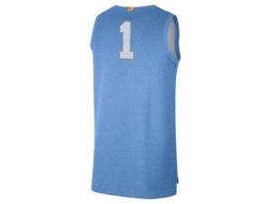 Jordan North Carolina Tar Heels Men's Basketball Rivalry Jersey