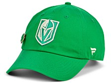 Vegas Golden Knights 2020 St. Pattys Day Relaxed Adjustable Cap