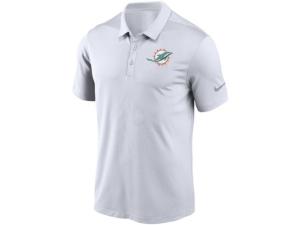 Nike Men's Miami Dolphins Team Logo Franchise Polo