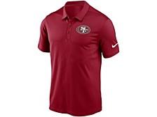 San Francisco 49ers Men's Team Logo Franchise Polo