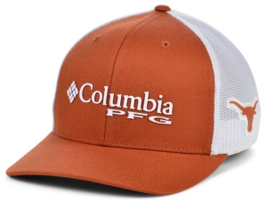 Texas Longhorns Pfg Trucker Cap