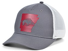 Arkansas Razorbacks There Trucker Cap