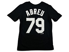 Chicago White Sox Youth Name and Number Player T-Shirt Jose Abreu