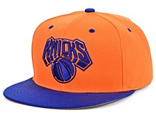 New York Knicks Hardwood Classic Reload Snapback Cap