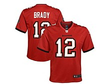 Youth Tampa Bay Buccaneers Game Jersey - Tom Brady