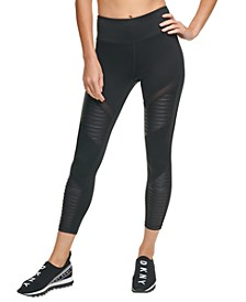 Sport Moto High-Waist Leggings