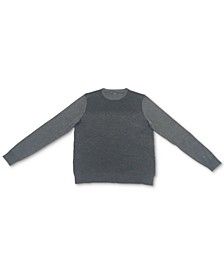 Men's Crewneck Sweater, Created for Macy's