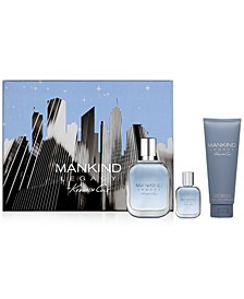 Men's 3-Pc. Mankind Legacy Eau de Toilette Gift Set