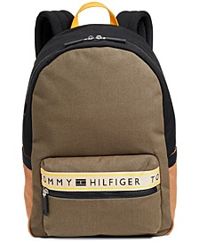 Men's Canvas Hayes Backpack, Created for Macy's