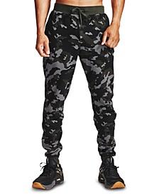 Men's Rival Fleece Camo Jogger Pants