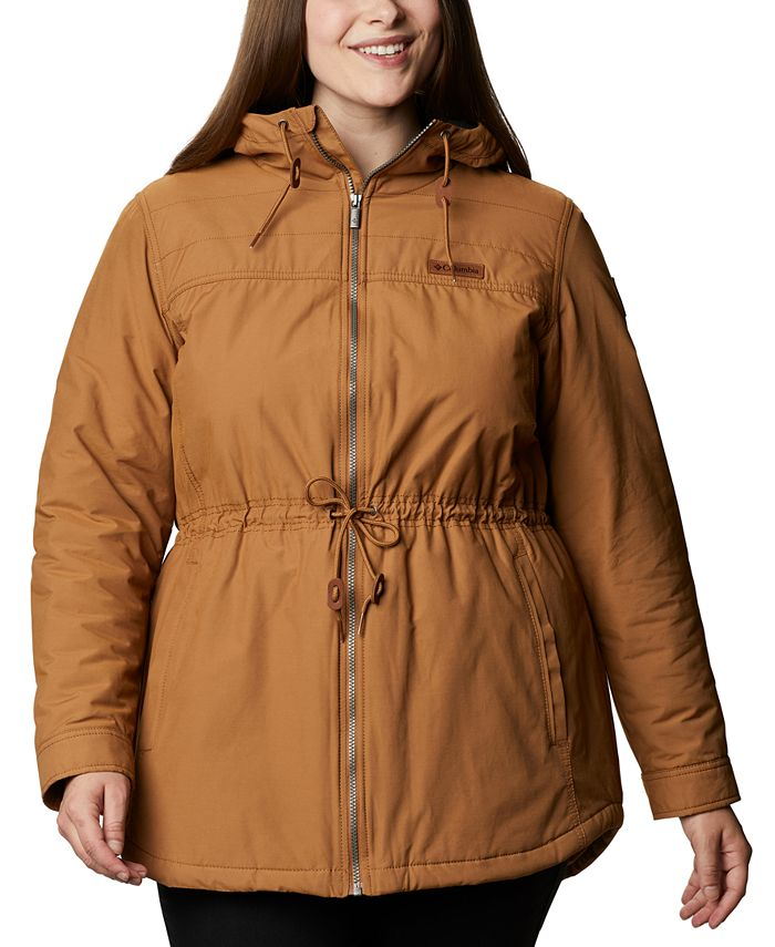 Columbia - Plus Size Chatfield Hill Fleece-Lined Jacket