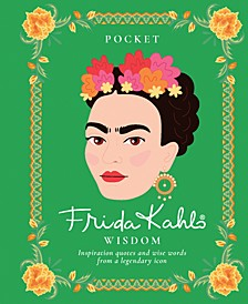 Pocket Frida Kahlo Wisdom Mini Book