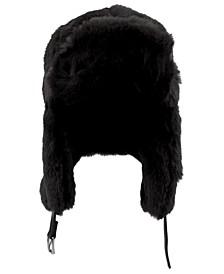 Faux-Fur Trapper Hat