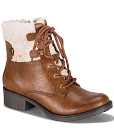 Oneil Lace Up Women's Bootie