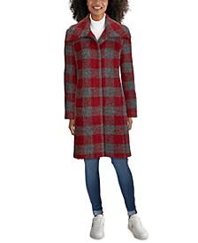 Plaid Walker Coat