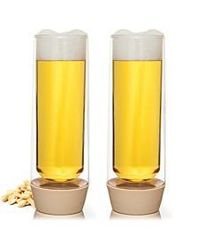 12-Oz. Beer Glasses