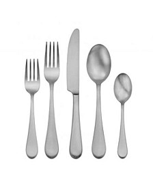Satin Icarus 45 Piece Flatware Set, Service for 8