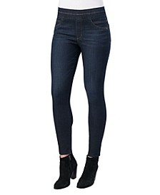 Women's AB Solution High Rise Pull On Jeans