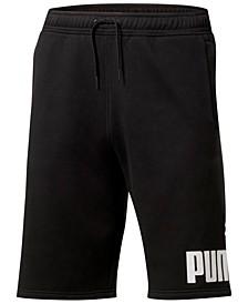 Men's Logo Fleece Shorts