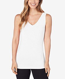 Softwear with Stretch Reversible Layering Tank