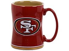 San Francisco 49ers 14 oz Relief Mug