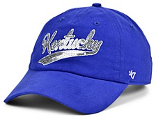 Kentucky Wildcats Women's Sparkle Swoop Cap