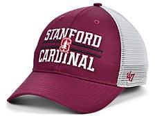 Stanford Cardinal Dual Line Adjustable Cap