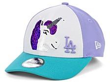 Women's Los Angeles Dodgers Unicorn Flip 9FORTY Cap