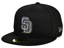 San Diego Padres Shimmer 59FIFTY Cap