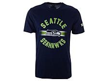 Seattle Seahawks Men's Looper Super Rival T-Shirt