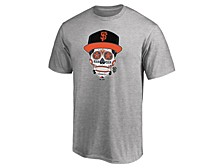 San Francisco Giants Men's Sugar Skull T-Shirt