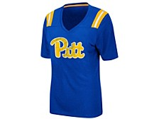 Women's Pittsburgh Panthers Rock Paper Scissors T-Shirt