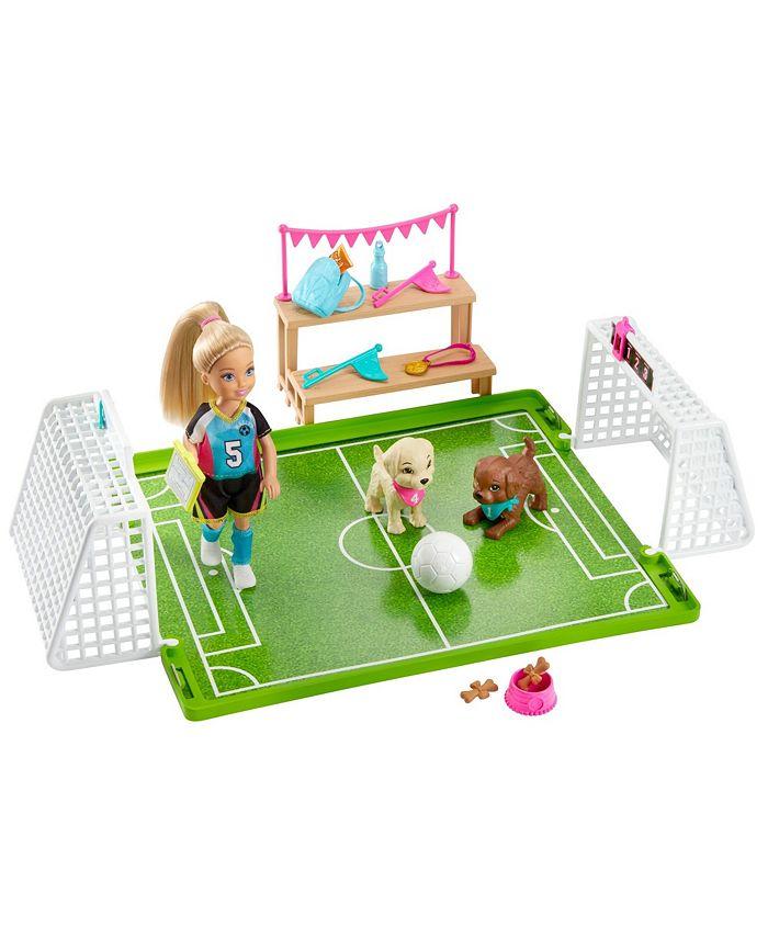 Barbie - ® Chelsea® Soccer Playset