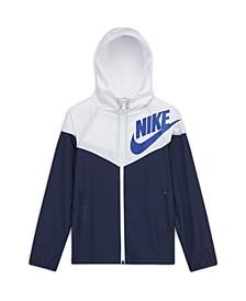 Big Boys Sportswear Wind Runner Jacket