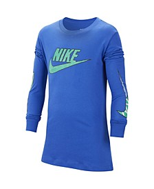 Sportswear Big Boys Long Sleeves T-shirt