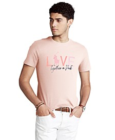 Men's Pink Pony Graphic T-Shirt