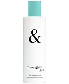 Tiffany & Love Body Lotion For Her, 6.7-oz.