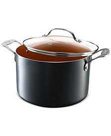 7-Qt. Nonstick Stock Pot with Lid