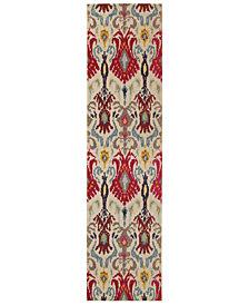 "Oriental Weavers Runner Rug, Kaleidoscope 502 2'7"" x 10'"