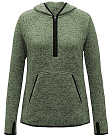 Quarter-Zip Hoodie Sweater, Created for Macy's