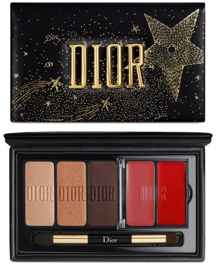 Dior Sparkling Couture Eye & Lip Makeup Palette & Reviews - Makeup - Beauty - Macy's