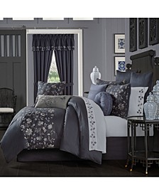 Delilah King 4 Piece Comforter Set