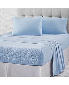 Royal Fit Flannel Full 4 Piece Sheet Set