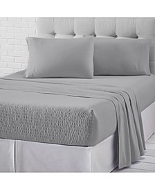 Royal Fit Jersey Full 4 Piece Sheet Set