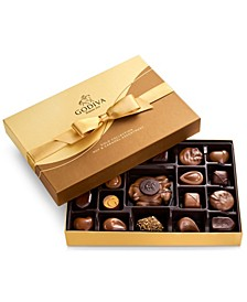 19-Piece Nuts & Caramel Gift Box
