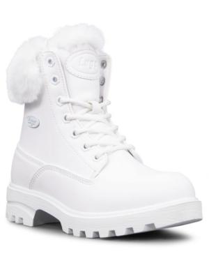 Women's Empire Hi Fur Classic Memory Foam Chukka Regular Fashion Boot Women's Shoes
