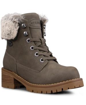 Women's Flirt Hi Fur Classic Chukka Regular Fashion Boot Women's Shoes
