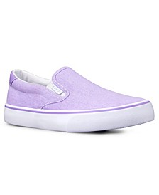 Women's Clipper Classic Slip-On Fashion Sneaker