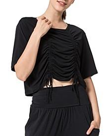 Women's Drawstring T-Shirt